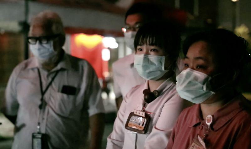 「北市防疫紀錄短片」網全看哭!柯文哲:前線醫護辛苦了