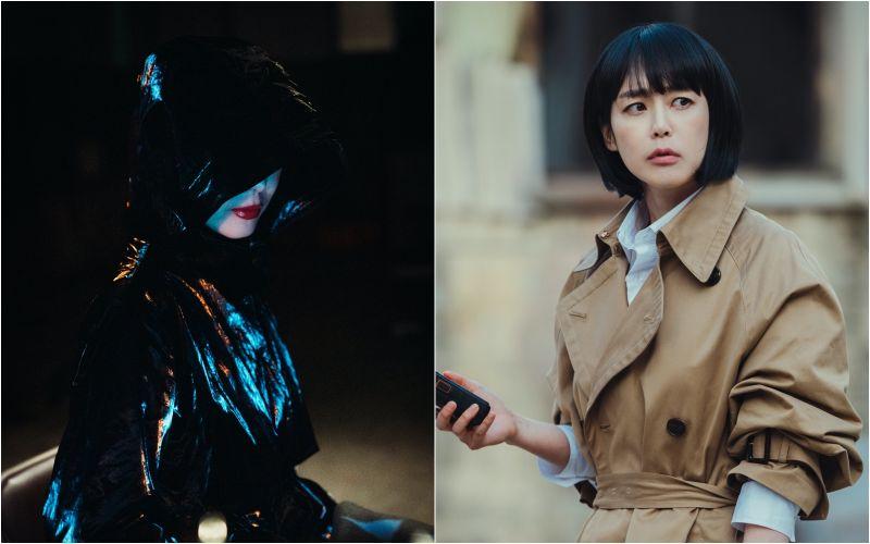 ▲《VOICE 4》的魔王身分,與李荷娜長相相似。(圖/tvN)