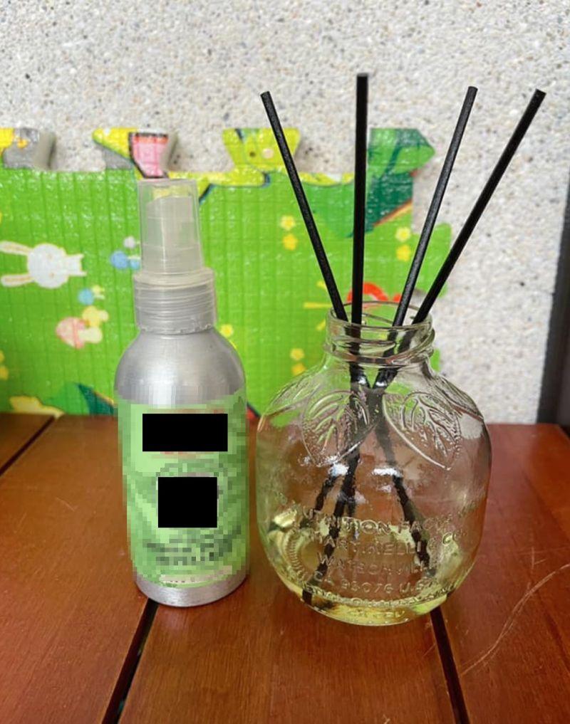 ▲一名女網友分享讓過期防蚊液再生的超神方法。(圖/翻攝自《Costco好市多