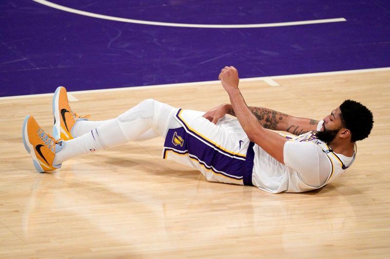 NBA/專業醫師解釋AD受傷原因 想首輪復出並不樂觀