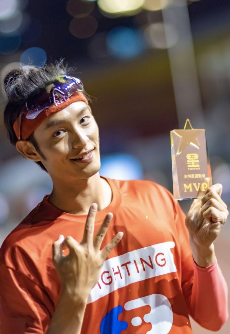 ▲曹佑寧3奪MVP。(圖/台視)