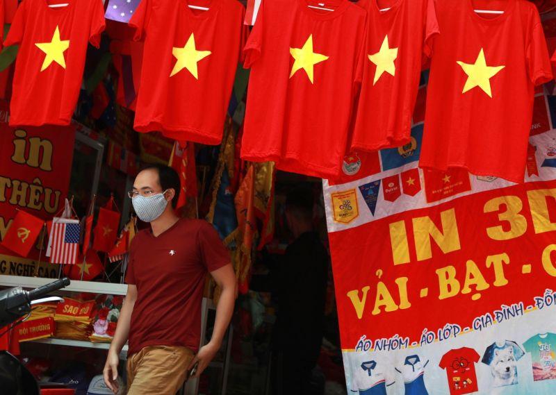 越南單日增503本土病例 再創新高紀錄