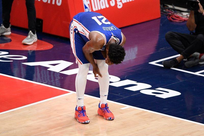 NBA/變數?Embiid右膝半月板撕裂 恐將缺席系列賽G5