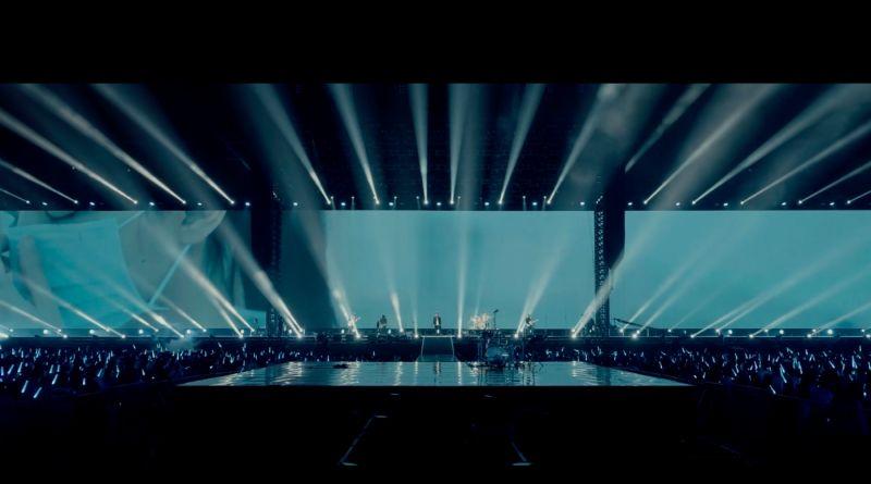 ▲五月天公開組曲的現場版MV,盼透過歌聲打氣防疫人員。(圖/翻攝五月天阿信臉書)