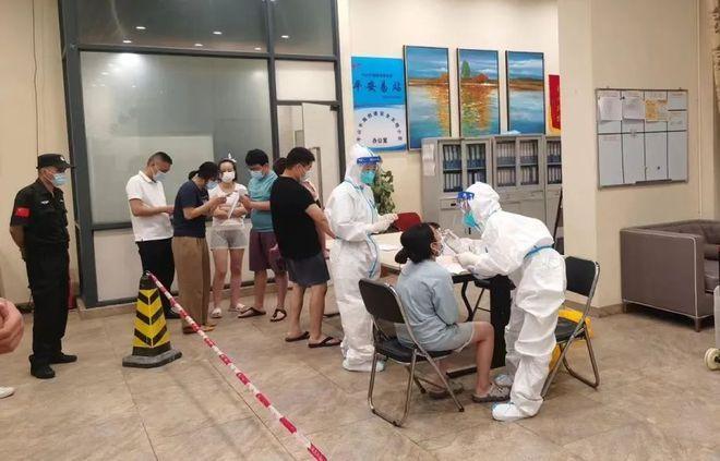 ▲中國廣州最近又傳出新冠肺炎疫情傳播,當局今日宣佈對38區進行封閉管理。(圖/翻攝自網易)
