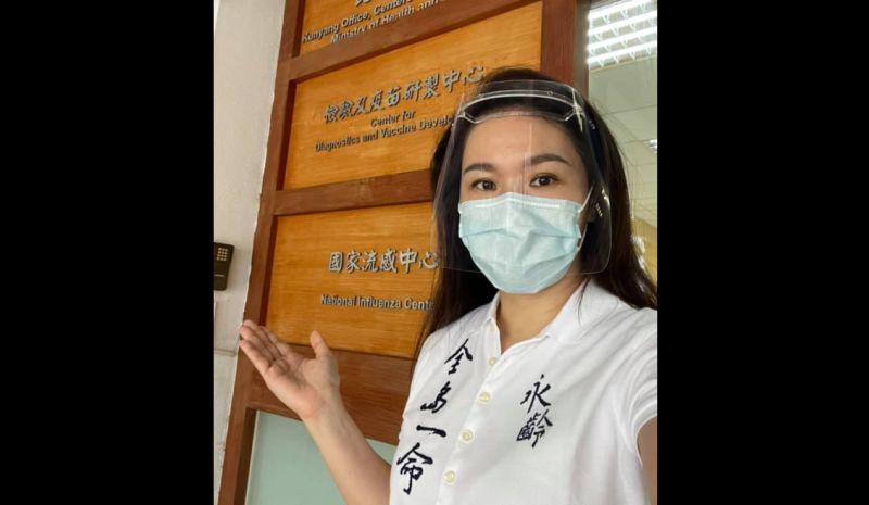 李秉穎「疫苗到期說」口誤 劉宥彤:郭董沒意見不需道歉
