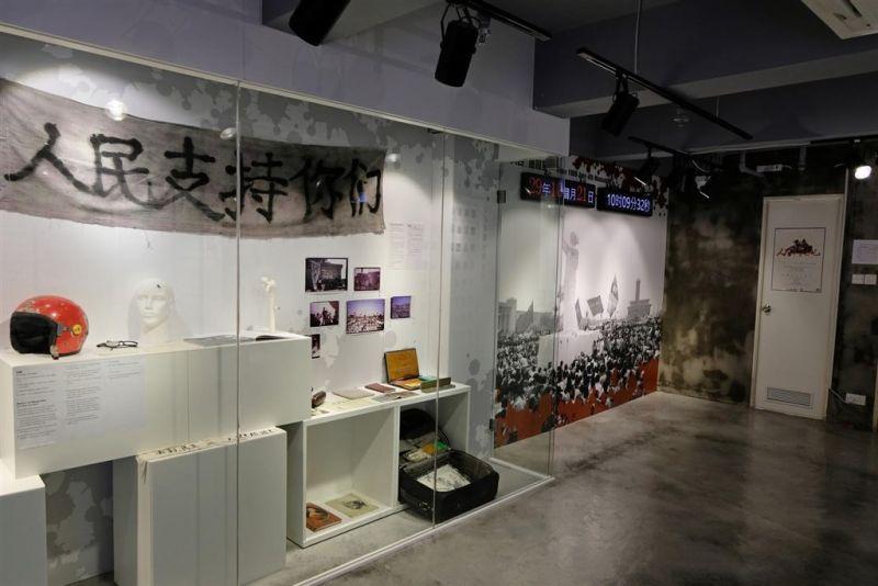 香港六四紀念館 遭官方警告無牌舉辦展覽