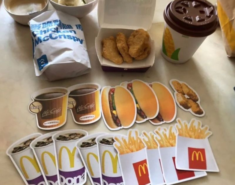 ▲原PO收到15張麥當勞貴賓券。(圖/翻攝自《Dcard》)