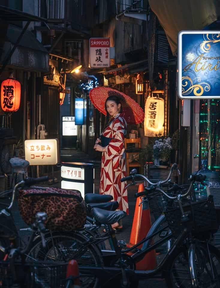 ▲歐陽靖感謝日本捐贈疫苗給台灣。(圖/歐陽靖臉書)