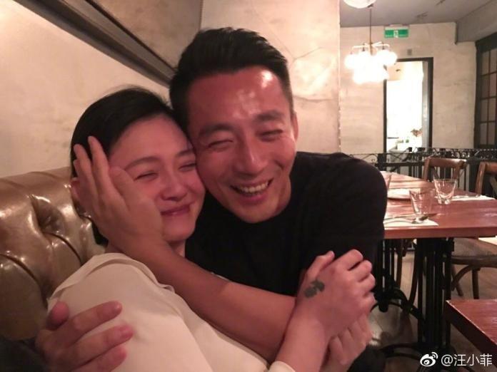 ▲大S(左)、汪小菲10年婚姻告急。(圖/汪小菲微博)