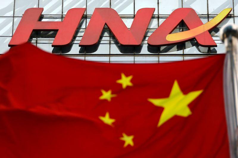 中國最大破產案!海航欠債5兆 股權複雜如清明上河圖