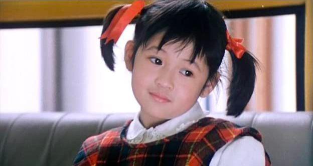 ▲童星關珮琳與許多大咖藝人合作過。(圖/翻攝IMDB)
