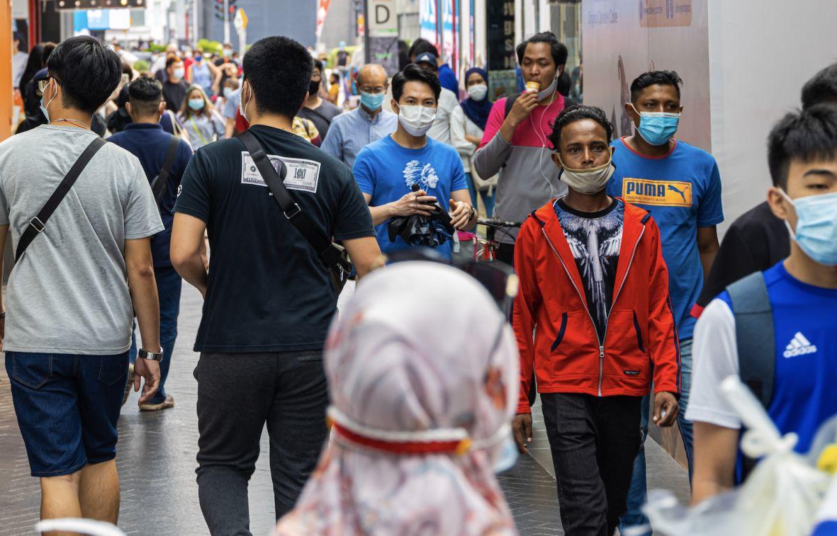 馬來西亞成人疫苗接種率達9成 完整接種者可跨州
