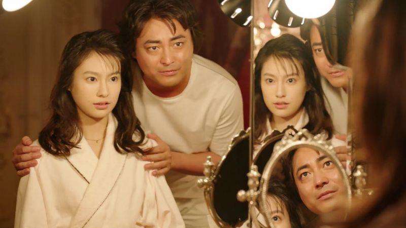 ▲山田孝之(左二)劇中為了夢想,親離眾叛。(圖/Netflix)