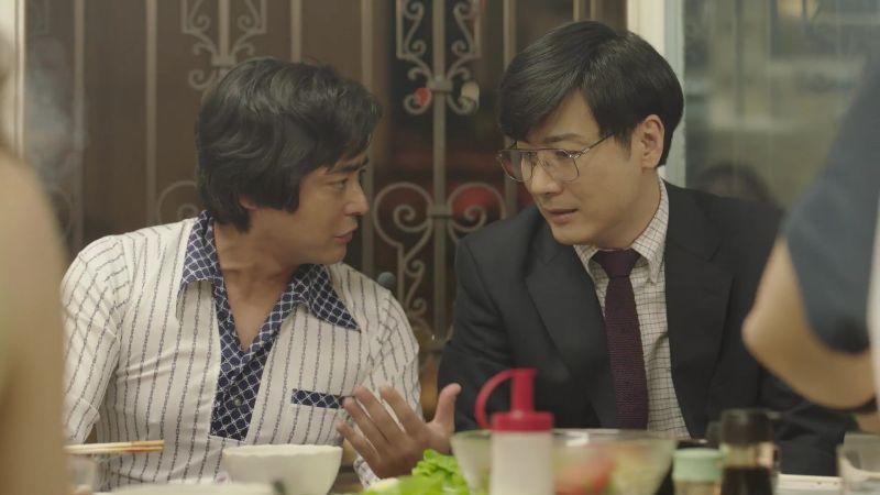 ▲山田孝之(左)也很討厭劇中自己的自私行為。(圖/Netflix)