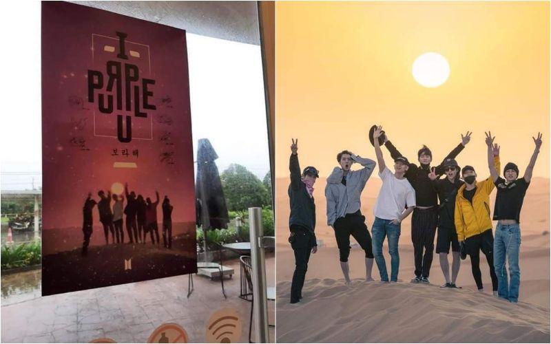 ▲▼麥當勞把EXO認成BTS,已發文道歉。(圖/Twitter)