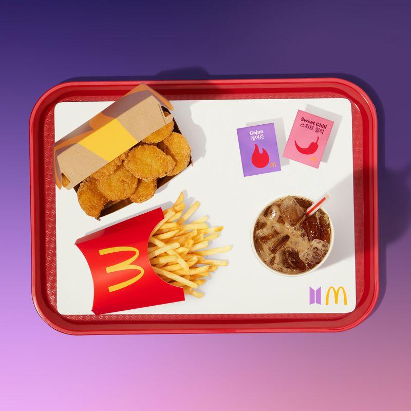 女兒衝麥當勞買BTS套餐!她曬「專業收藏步驟」全場驚豔