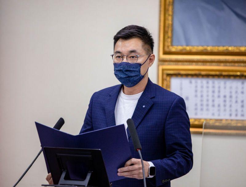防疫我+1!國民黨將捐10萬個口罩 供前線防疫人員使用