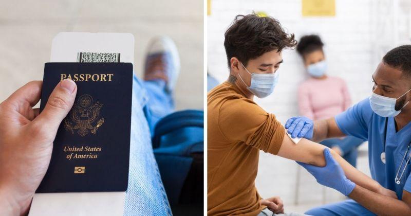 ▲由於美國近期宣布預計在7月4日國慶日以前讓總人口數的70%都完成注射疫苗,許多握有雙重國籍的台灣人或有多餘閒錢的民眾選擇飛往國外接種疫苗。(圖/取自Shutterstock)