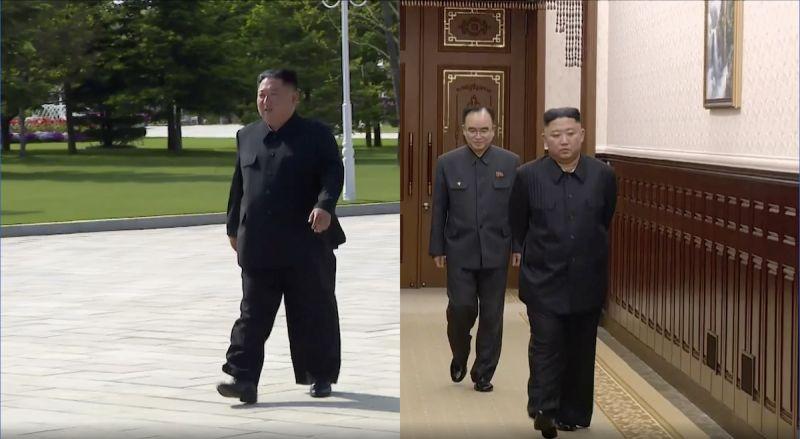 金正恩身形消瘦 北韓媒體:人民好心痛