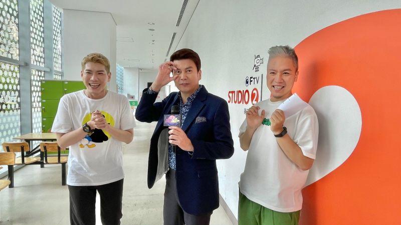 ▲倪齊民參加《娛樂超skr》第二屆「多情口技王」大賽。(圖/民視)