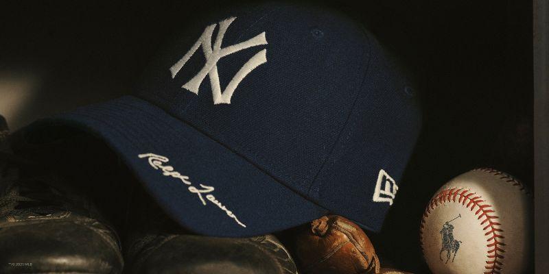 MLB/史上最潮三方聯名!Ralph Lauren最愛洋基
