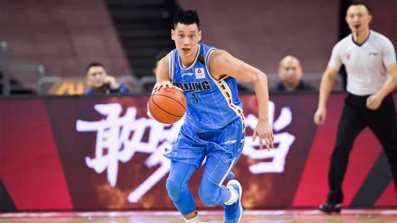 CBA下季可能採「全華班」 林書豪改持台灣護照參賽
