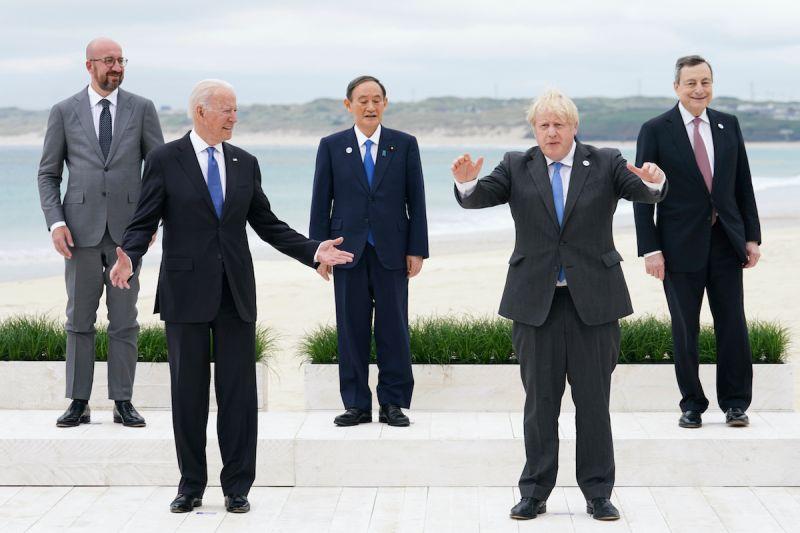 又不吃這一套!中國官媒批G7聲明關切台海:干預內政