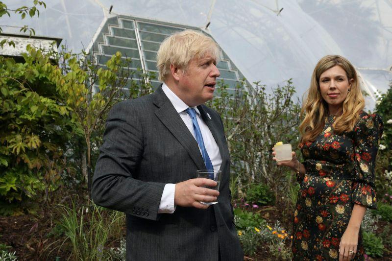 英國疫情又加劇 傳首相強生擬暫緩解除防疫管制