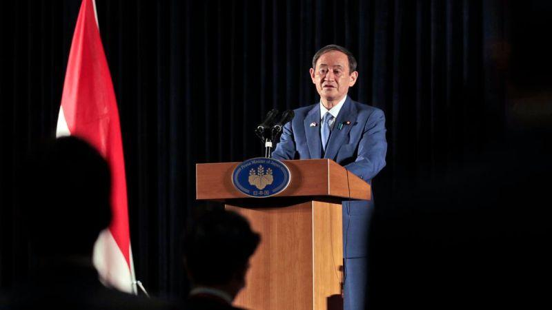 日本自民黨總裁選舉開跑 菅義偉接班人29日出爐