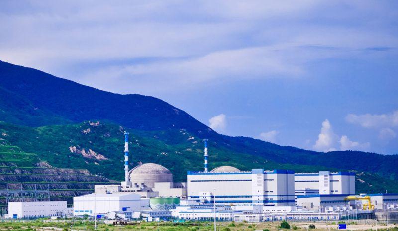 中國廣東核電廠驚傳輻射外洩!美國政府獲報正評估風險