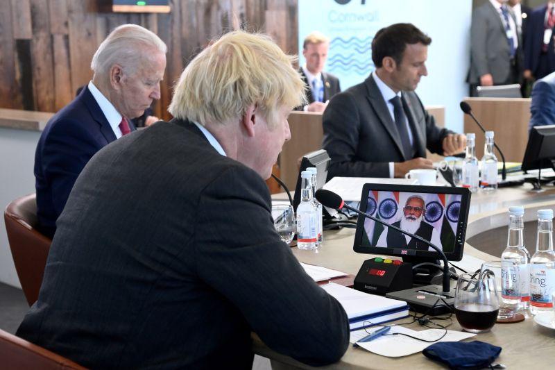 中國遭峰會點名 中共官媒矛頭指向G7大肆批判