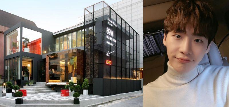 ▲李鍾碩經營的咖啡店,因疫情影響關店。(圖/李鍾碩、Cafe