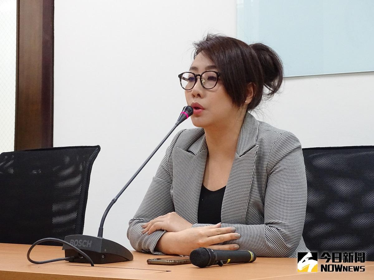 林珍羽辭北市府副發言人 力拼2022地方選戰