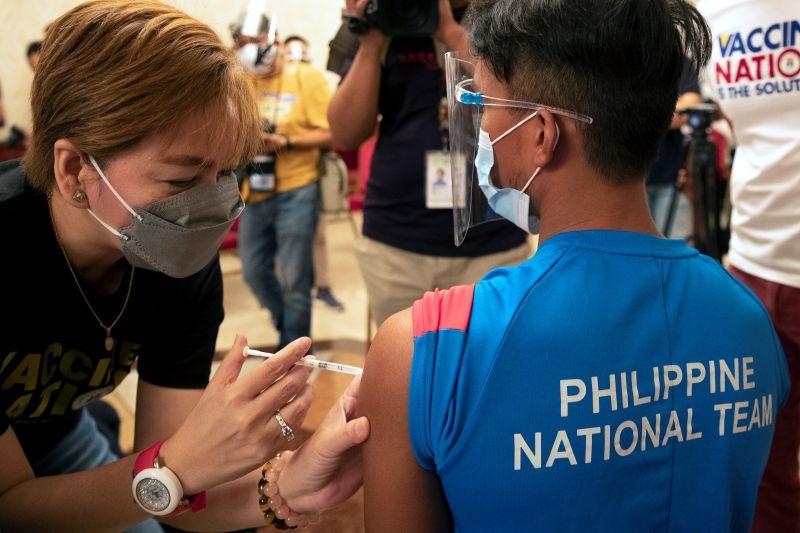 向台灣要國產疫苗?菲律賓政府發言人否認