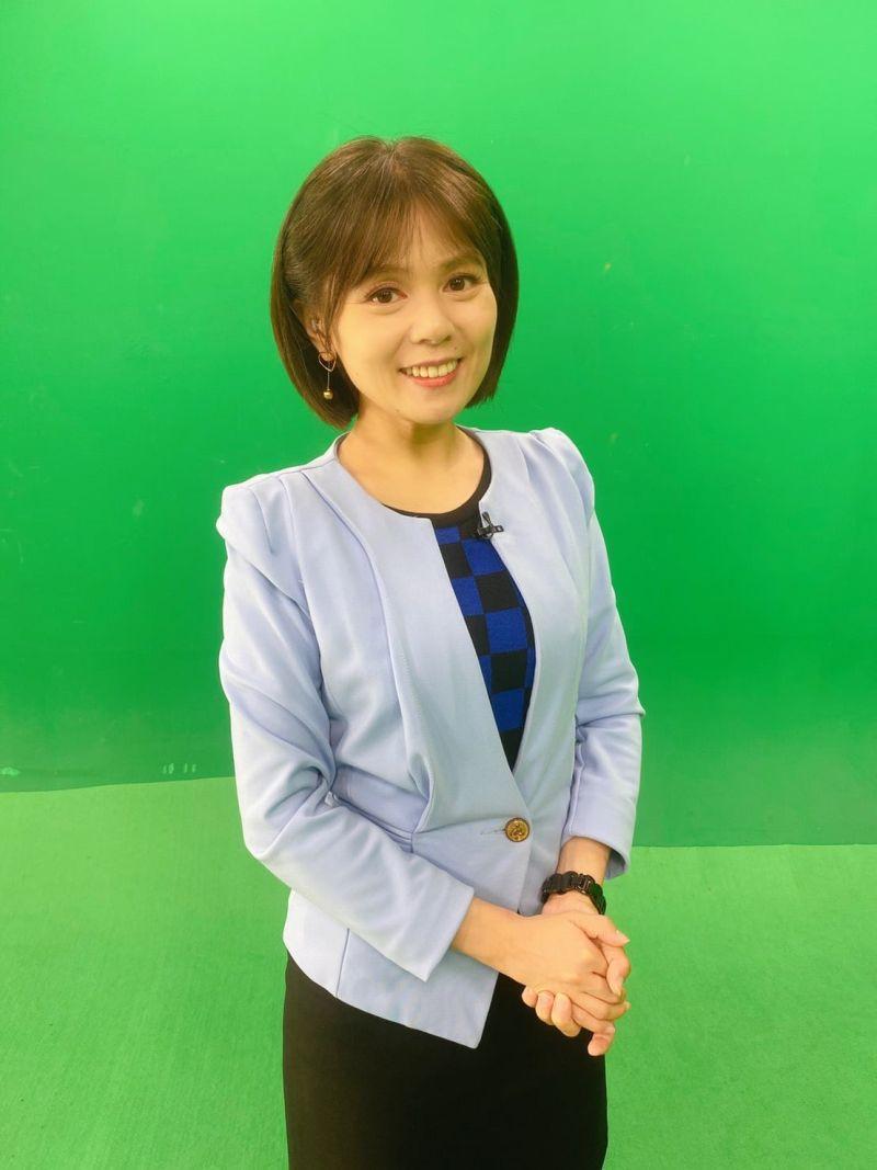 ▲陳諺瑩承認施打好心肝疫苗。(圖/陳諺瑩臉書)