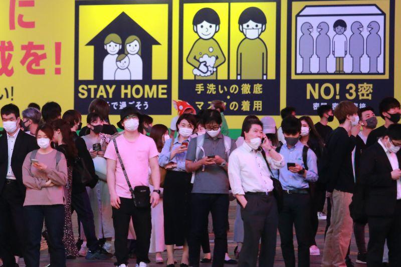 東京增4566例 日本全境連4天創新高