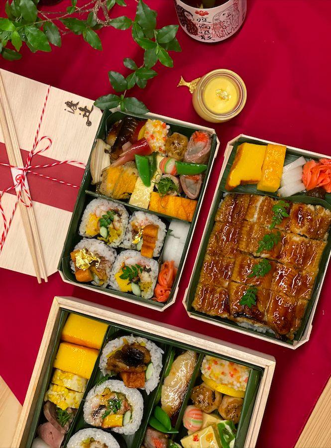 ▲蕭敬騰經營的日料店推出豪華外送菜單。(圖/喜鵲娛樂提供)