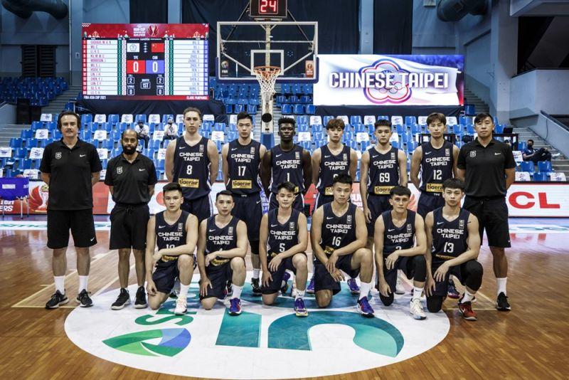 ▲亞洲盃男籃資格賽第3階段B組賽事在菲律賓舉行,中華隊今(17)晚迎戰中國隊,終場中華隊以66:115落敗。(圖/取自FIBA官網)