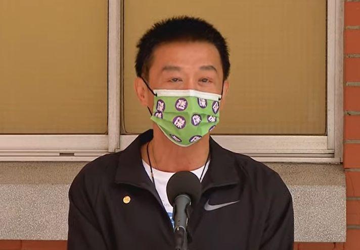 ▲民進黨立委許智傑認為,能夠合作代工疫苗是加惠台灣與世界。(圖/翻攝畫面)
