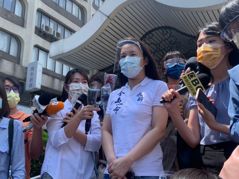 劉宥彤談郭台銘捐疫苗:實質討論更重要 期待政府是隊友