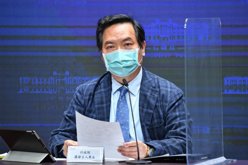 稱郭台銘聲明有誤會 行政院:6月12日就核准專案未拖延