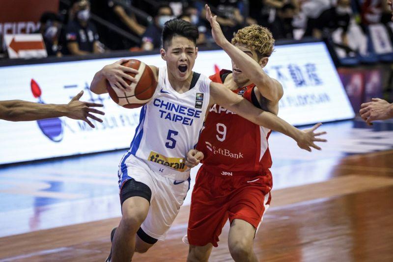 ▲亞洲盃男籃資格賽第3階段B組賽事在菲律賓舉行,中華隊迎戰日本,全隊僅有UBA後衛谷毛唯嘉得分上雙攻下11分。(圖/取自FIBA官網)