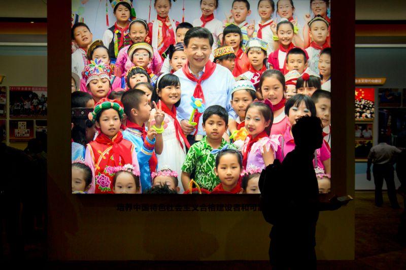 ▲美國媒體引述內部消息,中國政府正在討論於2025年全面解除生育限制。(圖/美聯社/達志影像)