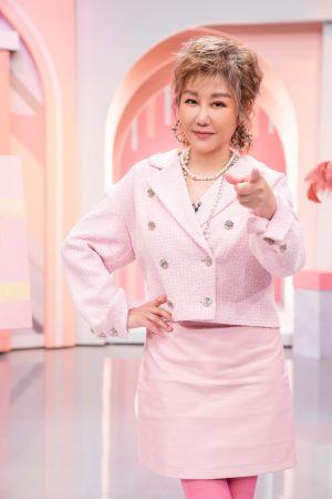 ▲藍心湄《女人我最大》推出原創IP戲劇。(圖/TVBS提供)