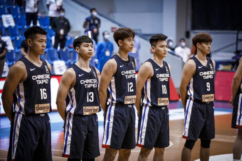 ▲亞洲盃男籃資格賽第3階段B組賽事在菲律賓舉行,中華隊出戰中國的先發5人。(圖/取自FIBA官網)