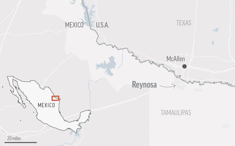 美墨邊境城市爆發槍擊 至少18死