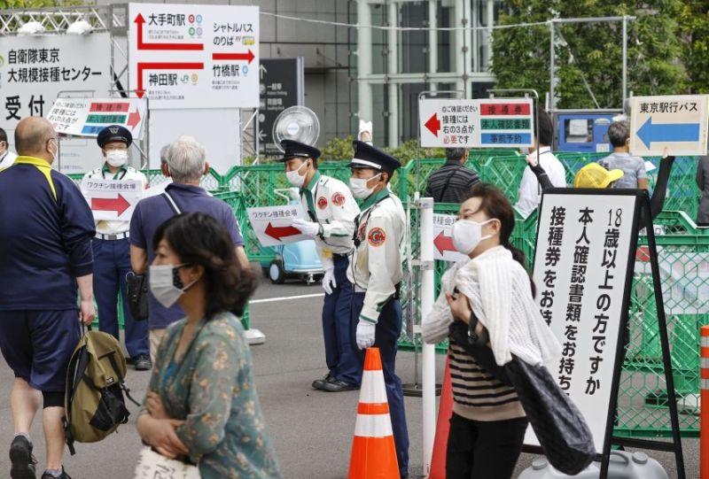 日本疫苗政策懶人包 力拼暑期完成12歲以上學生接種