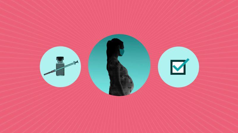 ▲近來孕婦接種成為討論話題。美國國家衛生研究院長柯林斯指出mRNA疫苗對孕婦來說安全有效,對母親以及寶寶來說均有利。(圖/美聯社/達志影像)