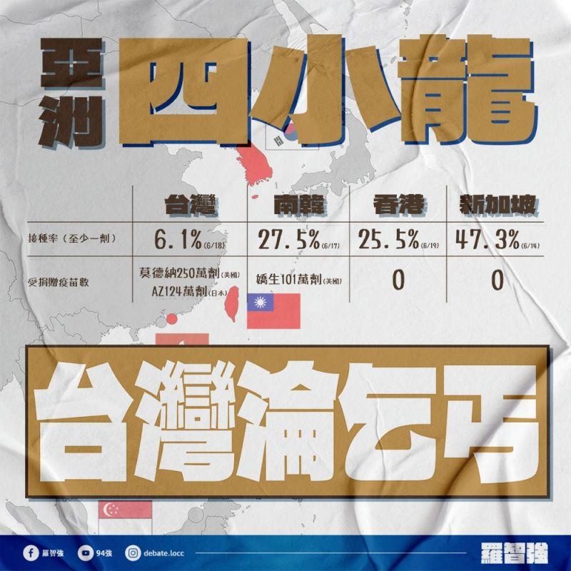 名家論壇》蕭徐行/疫苗乞丐之說讓國民黨更邊緣化